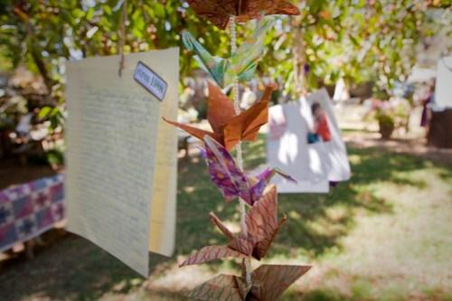 Love Notes & Paper Cranes