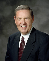 Elder Jeffrey R. Holland, Mormon Quorum of the...
