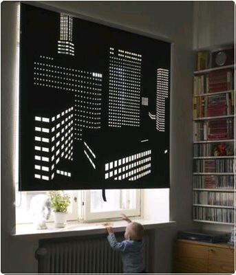 window courtain by fiasko design