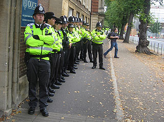 Various Oxford Sept 1st March Cops