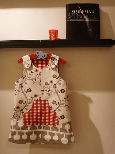 A new dress for Frida