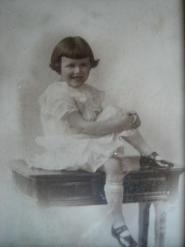 Young Margaret