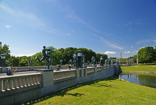 Vigeland's Bridge