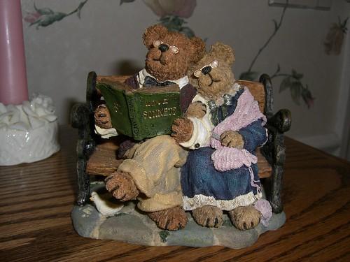 Boyd's Bear couple