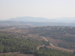 View from Top of Gilboa