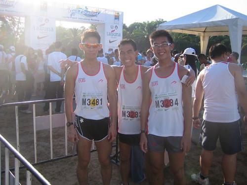 Post Race