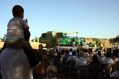 Shavuot Harvest Festival, Kibbutz Shoval