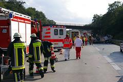 Schwerer VU A67 Mönchhof-Dreieck -> Rüsselsheim 02.08.07