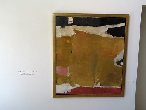 Diebenkorn in NM, Taos, NM, July 2007, photo by QuoinMonkey, all rights rewerved.
