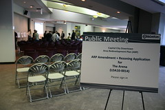 Public Meeting on AED Rezoning