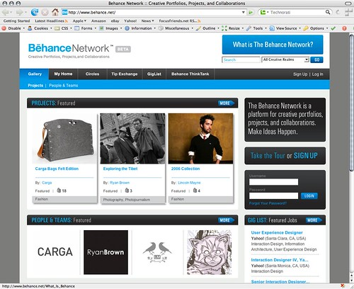 The Behance Network
