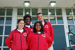 City Year corps members are diverse