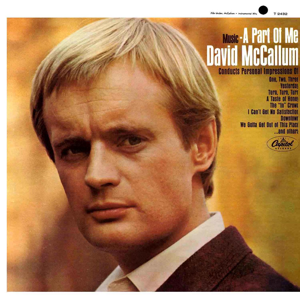 David McCallum - Music: A Part of Me