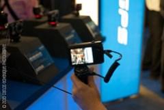 Casio FS1000 High Speed camera - back
