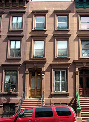 """JAZZ: """"A Great Day In Harlem"""" Brownstone"""