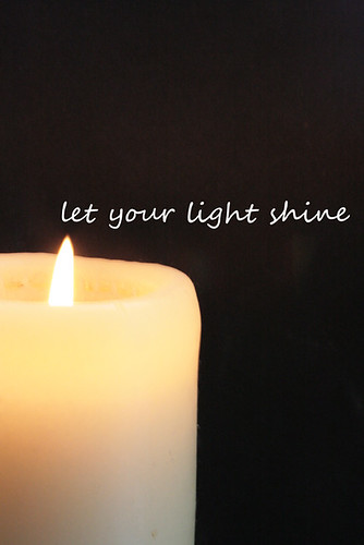 Let your light