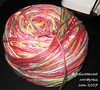 macintosh yarn cake