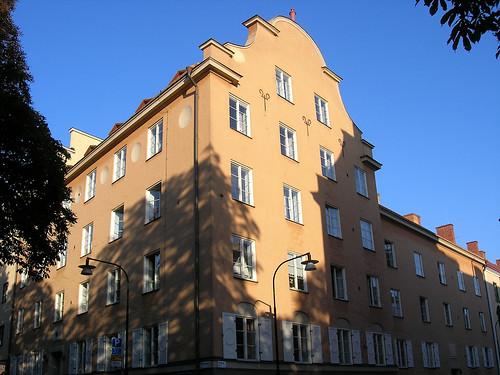 House in Falugatan, Stockholm3.
