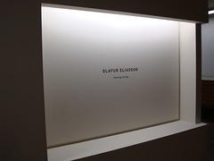"""Olafur Eliasson """"Feeling Things"""""""