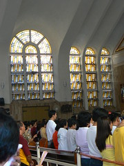 Inside Basilika Ng Nazareno II