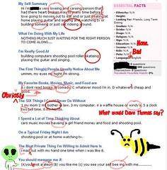 Bad grammar = no girlfriend