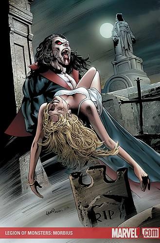 Morbius il vampiro super eroe - Marvel Comics