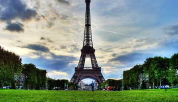 Tour Eiffel - HDR - Eiffel Tower Paris (by Al Ianni (Away))