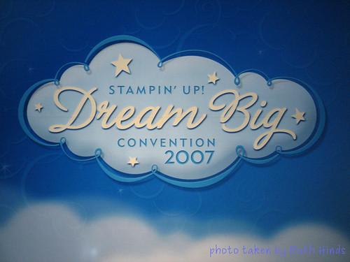 dream big logo