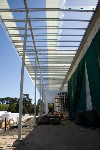 Overhang Entryway