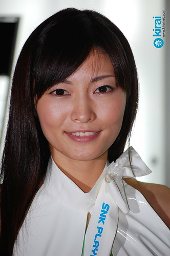 tgs girls japanesegirls tokyogameshow2007 tokyogameshow tgs2007