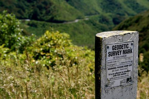 Geodetic Survey Mark