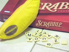Scrabble, Word Games