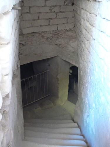 entrance to dwelling house