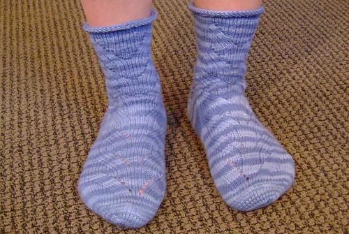 Gina's socks