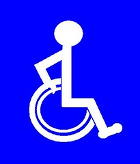 new symbol wheelchair