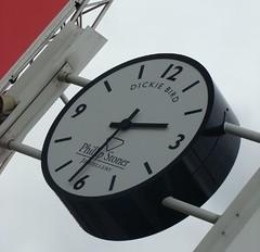 dickie bird clock