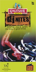 KINGFISHER presents DJ Nites at Taj Banjara, Hyderabad