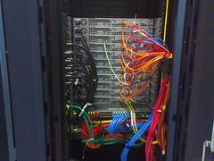 Servers in London