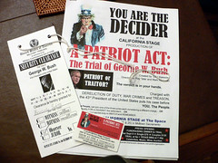 """A Patriot Act"""