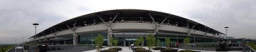 Taichung HSR Station Panorama
