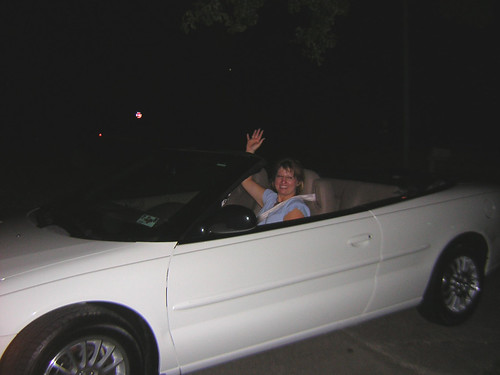 Sheri's new ride