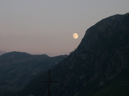 Luna a Vinadio