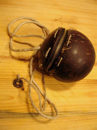 coconut purse
