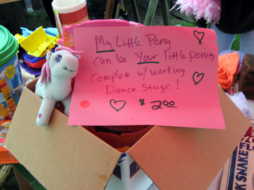 My Little Pony Can Be Your Little Ponies