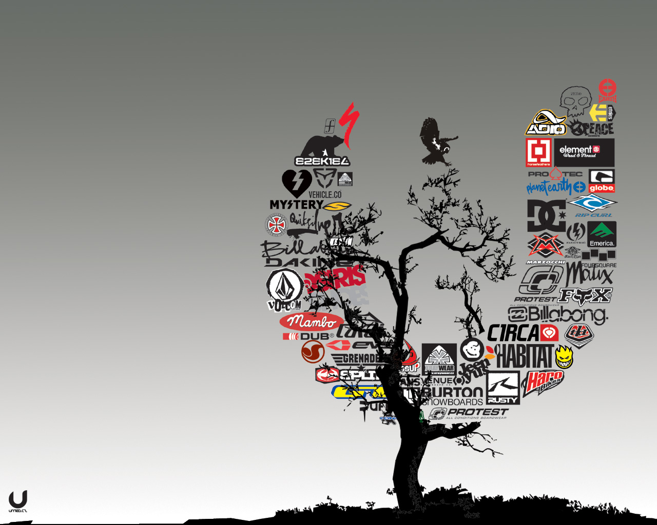December 9, 2007 in design, graphic, umeaboi, vector, wallpaper | Tags:
