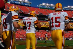 The Redskins Quarterbacks