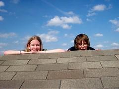 Melissa & Michael Rooftop 1