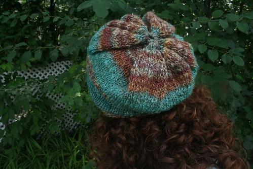 knitted :: handspun Felicity
