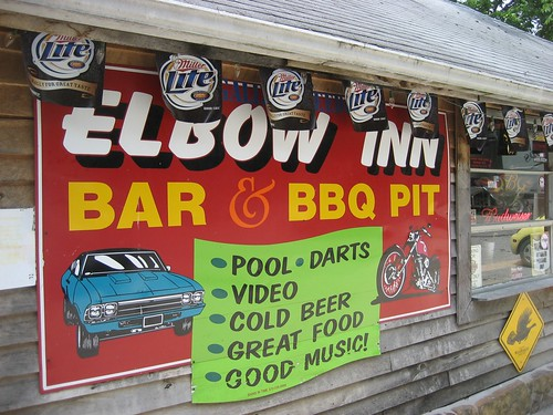 Elbow Inn at the Devil's Elbow