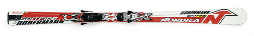 Nordica, Dobermann, Spitfire XBi, Skis, 2008